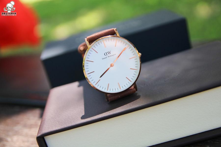 DW手錶 精品 皮革 白色-5836.jpg