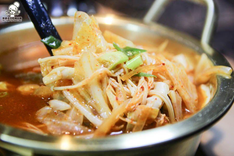 油蔥酥韓國烤肉村 韓國料理 韓式烤肉 泡菜鍋-18.jpg
