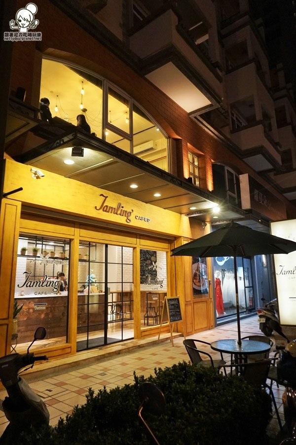 Jamling cafe 日式厚鬆 日本東京02.JPG