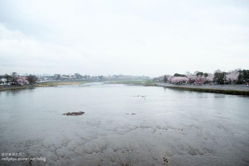 嵐山渡月橋 嵯峨野觀光小火車18.JPG