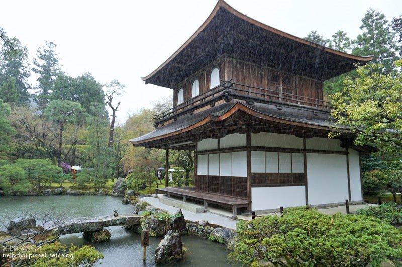 銀閣寺、哲學之道17.JPG