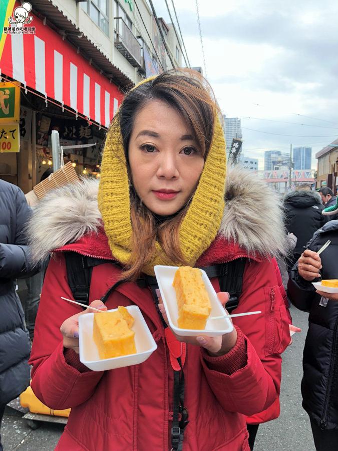 日本旅遊懶人包 日本旅遊 築地市場 生魚片 日本美食