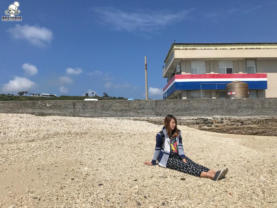 墾丁星砂灣 祕境 屏東旅遊 燈塔 屏東好玩 海邊