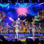 海南島必看之高挑帥哥美女之拉斯維加斯秀,一次網羅性感、動感、趣味、緊張氣氛的表演秀