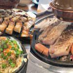 鐵板上吱吱作響的肥厚五花豬肉,爽快吃韓式烤肉就在讚呀正宗韓式烤肉짱이야삼겹살