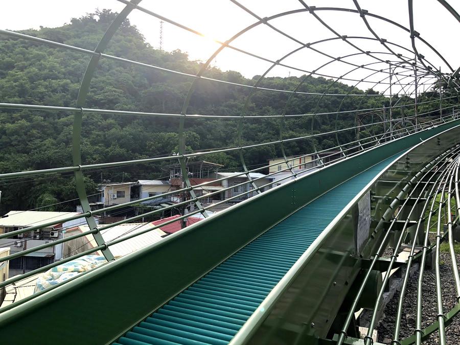哈碼星溜滑梯 全台最長溜滑梯 高雄景點 高雄旅遊