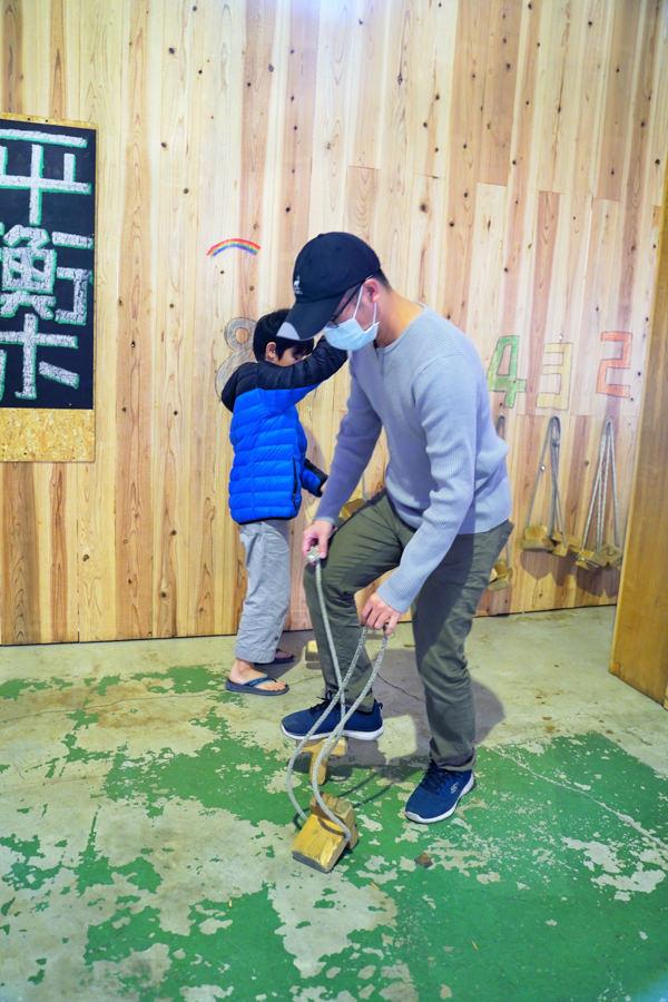 親子旅遊 嘉義親子 愛木村 收費 互動 嘉義好玩