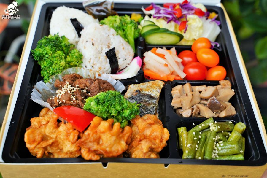 日式便當 手作餐盒 雅米廚房 高雄 商務 上班族 團購 客製化便當