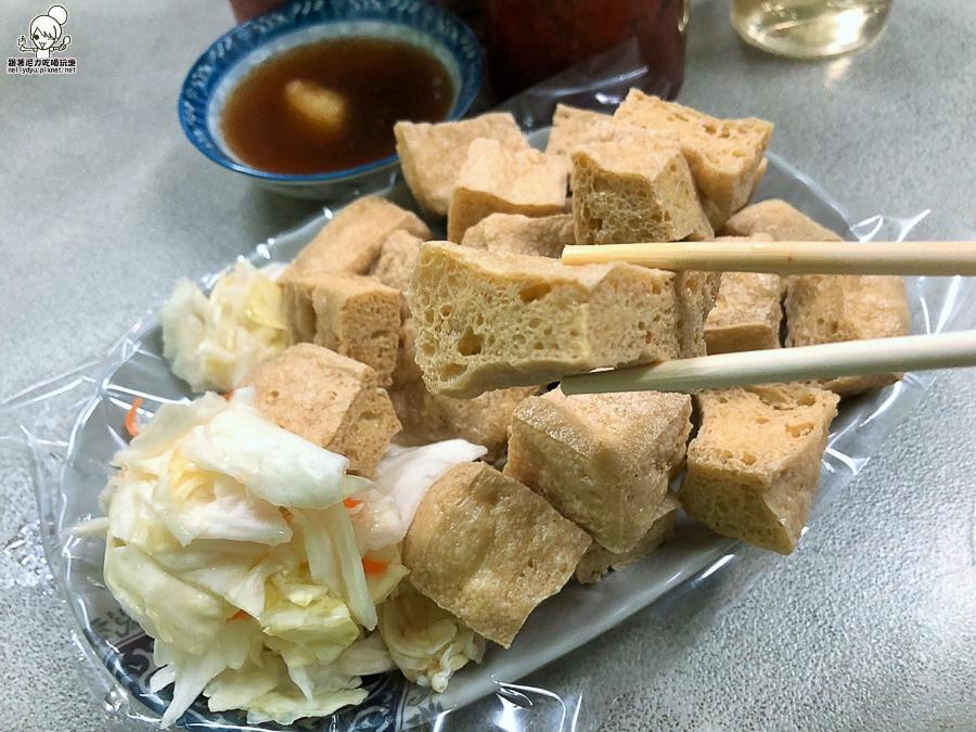 臭豆腐 酥脆 高雄 美食 好吃 古早味