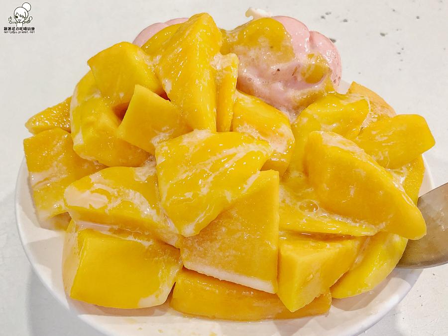 芒果 高雄必吃 芒果冰 芒果好忙