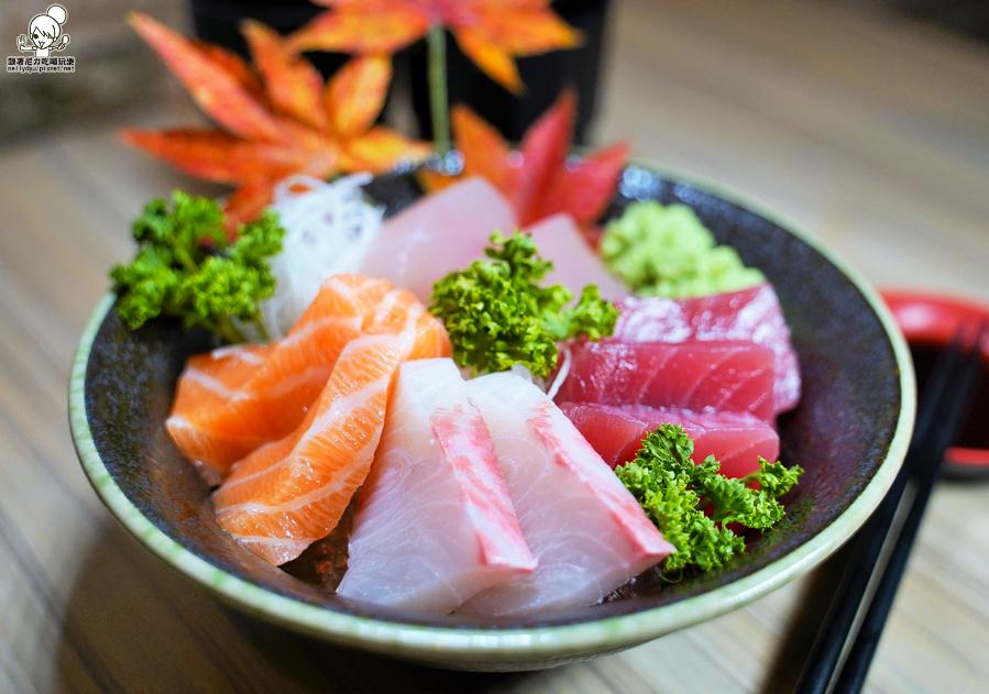 學區美食 日本料理 生魚片 丼飯 定食 聚餐 燒烤 烏龍麵
