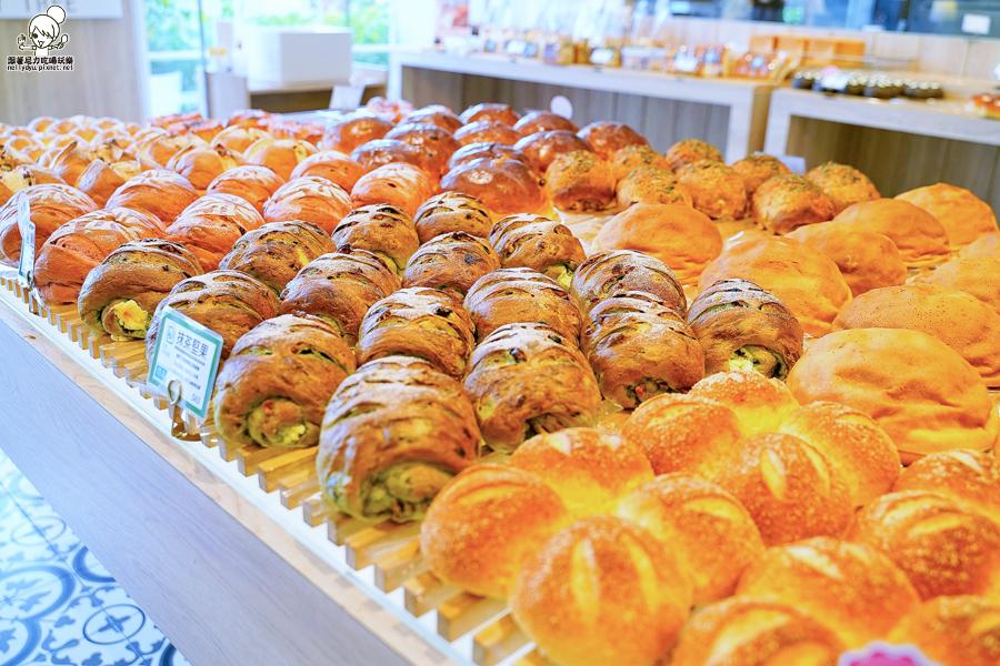 高雄麵包 好吃麵包 吐司 十勝 必吃 甜點蛋糕 超人氣