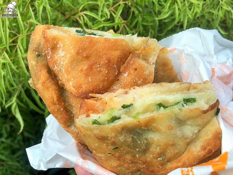 高雄蔥油餅 好吃 巷弄美食 必吃 金牌蔥餅王 小吃