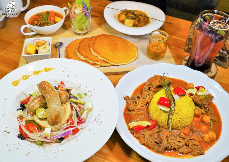 烏拉森林歐風 咖哩 異國料理 高雄美食 聚餐 約會 推薦 必吃