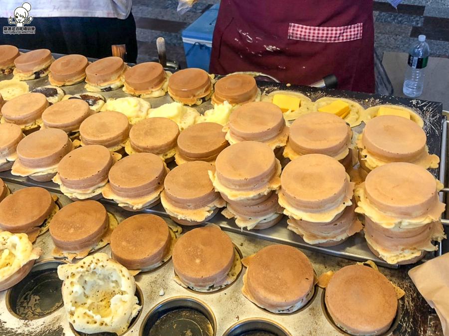 高雄紅豆餅 高雄車輪餅 好吃 美食 甜點 爆餡料 必吃 武廟市場