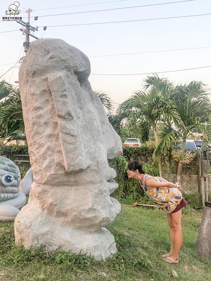 Hi Umi Village_嗨海莊園聚落 高雄景點 旅遊 彌陀 巷弄 低調 帳棚 野餐 親子 玩樂