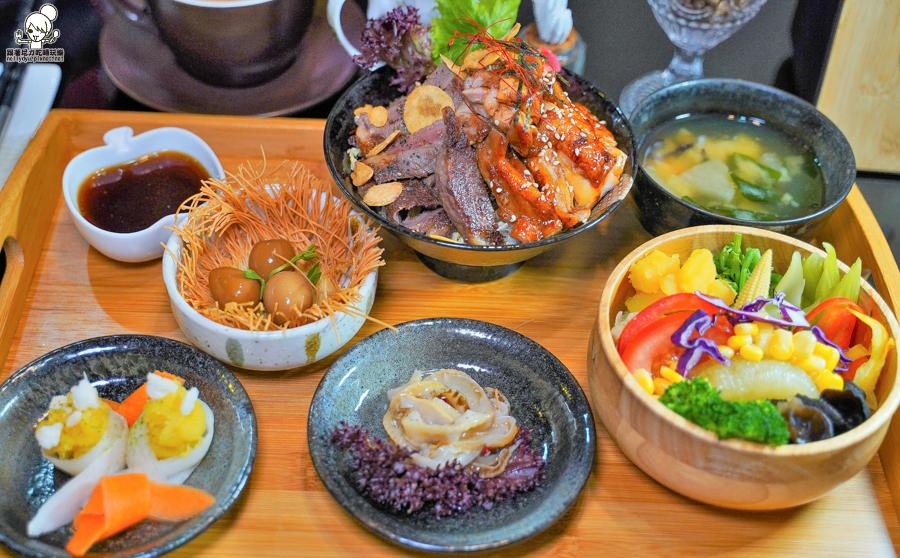 私房料理-無菜單 丼滋丼吃 丼飯 定食 好吃 高雄 必吃