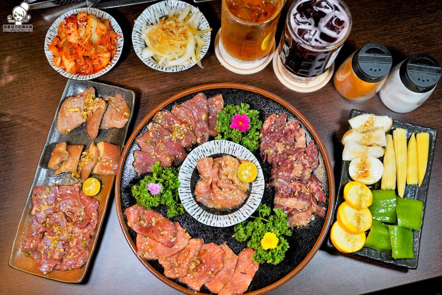 燒肉 富治燒肉 日本 日式 居酒屋 小酌 高雄美食 巷弄 好吃 必吃