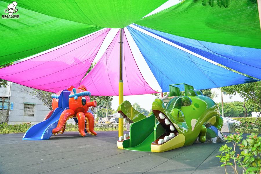 屏東勝利公園 動物公園 兒童 親子 泡泡龍 勝利星村 景點