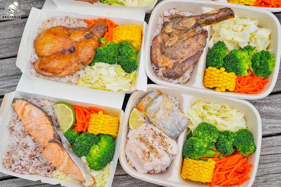 健康餐盒 便當 爽口 不油膩 蒸烤箱 高雄必吃 左營便當 餐盒 療癒 愛媽咪的創業日常、I Mommy療癒餐盒