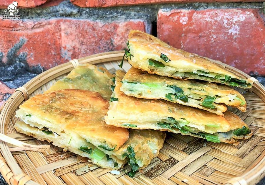 金牌蔥油餅王師傅 前祥鈺樓 王師傅 老正興 可樂哥 美食 台式 蔥油餅 必吃 排隊