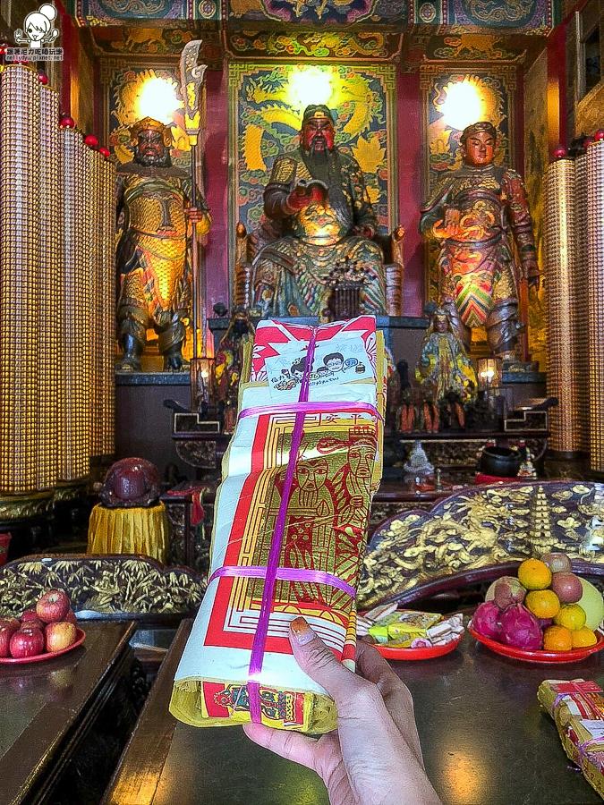 武廟市場美食 小吃 特色 紅豆餅 車輪餅 聚餐 麵食 蔥花 炸物 黑輪