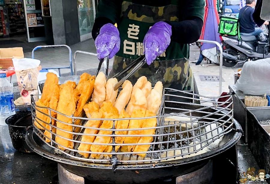 小吃 路邊攤 餐車 文青 白糖粿 彩色白糖粿 彩虹白糖粿 高雄美食