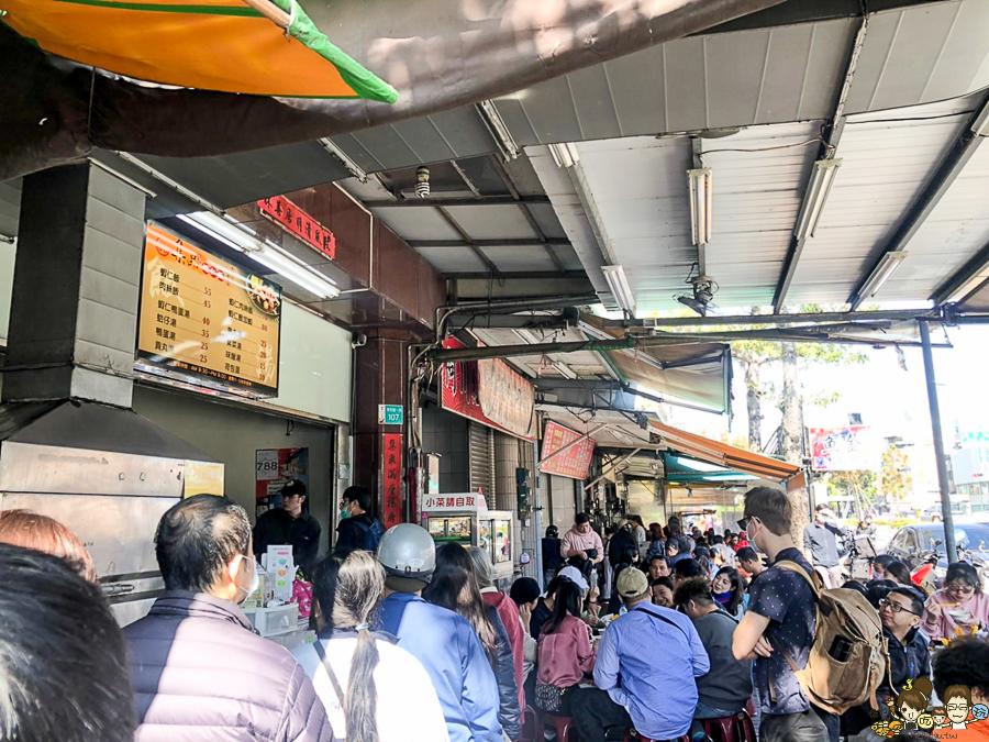台南美食 蝦仁飯 老字號美食 小吃 台南必吃 巷弄 排隊 超人氣