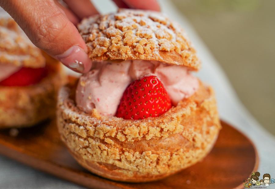 草莓蛋糕 草莓塔 乳酪塔 草莓控 高雄美食 高雄伴手禮 高雄必吃 魯道芙 前鎮美食