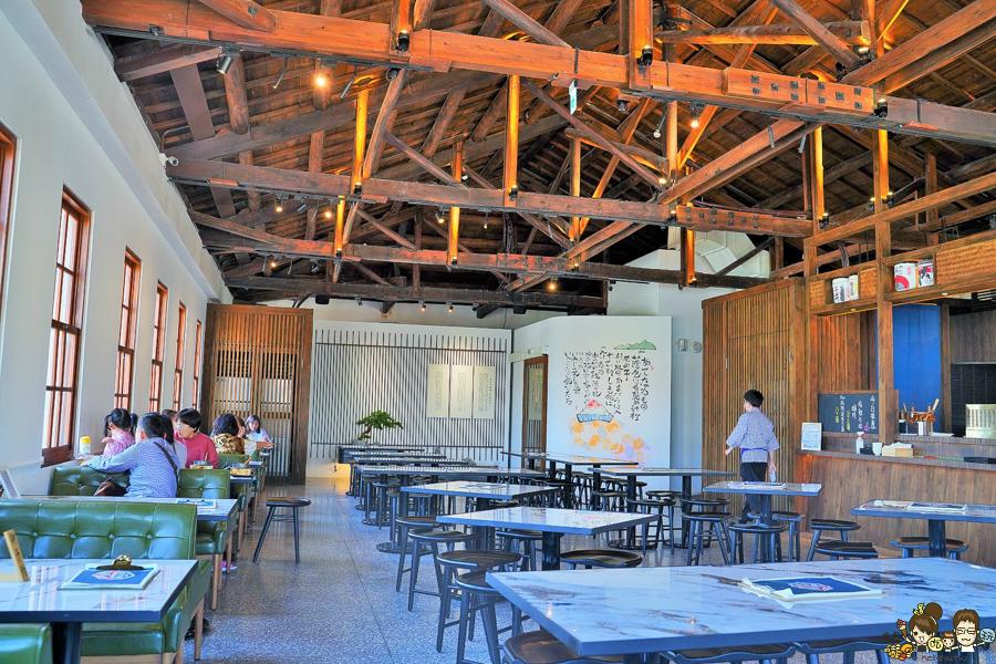 新濱 哈瑪星 咖啡廳 冰 日式 懷舊 文創 市集 高雄旅遊 西子灣