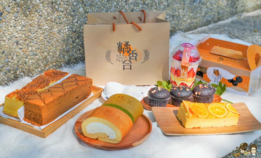 甜點 蛋糕 生乳捲 草莓 點心 高雄美食 伴手禮 彌月蛋糕