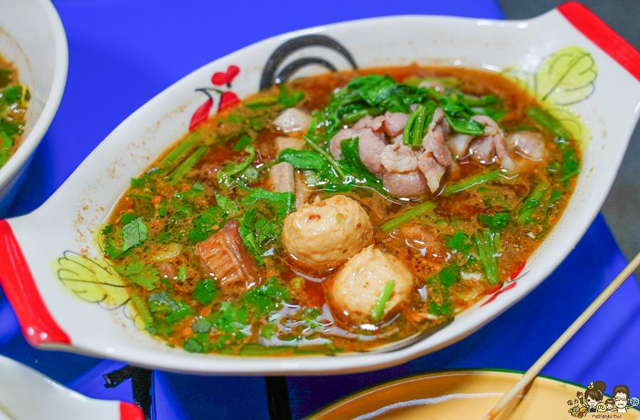 高雄 船麵 泰國船麵 泰國小吃 正宗 道地 傳統 泰國美食