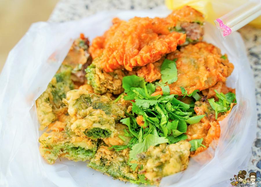 屏東小吃 美食 炸蚵嗲 勝利星村 小吃 好吃 排隊美食