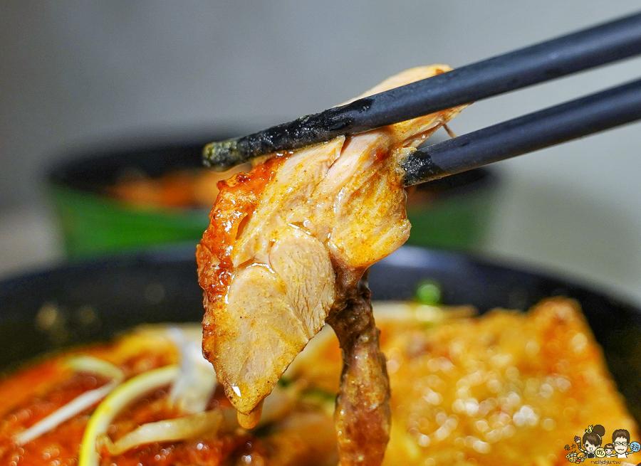 高雄必吃海南雞飯 南洋料理 南洋食府銳記、海南雞飯、新加坡料理 咖椰吐司 高雄美食