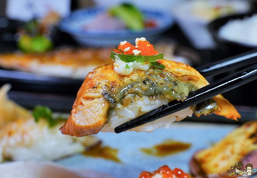 元町日式食堂 定食套餐、丼飯、刺身 高雄美食 必吃 生魚片 烏龍麵 三民區美食