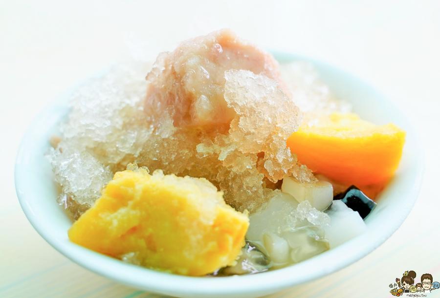 台南必吃 冰 圓仔冰 八寶冰 剉冰 好吃 必吃 老字號 排隊 美食
