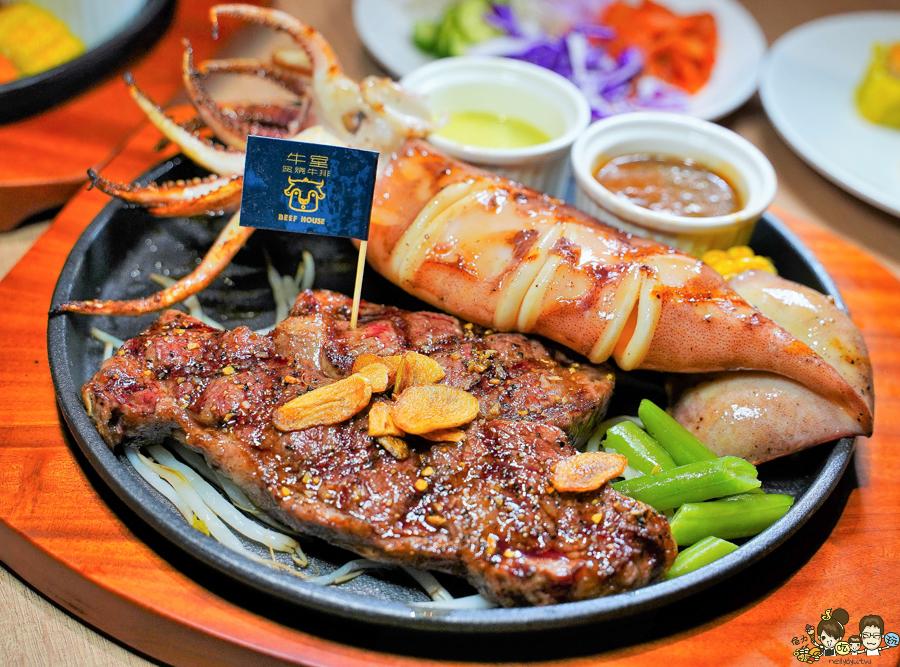 牛室 牛排 炙燒 自助吃 吃到飽 高雄美食 聚餐 文山特區 排餐 約會 慶生