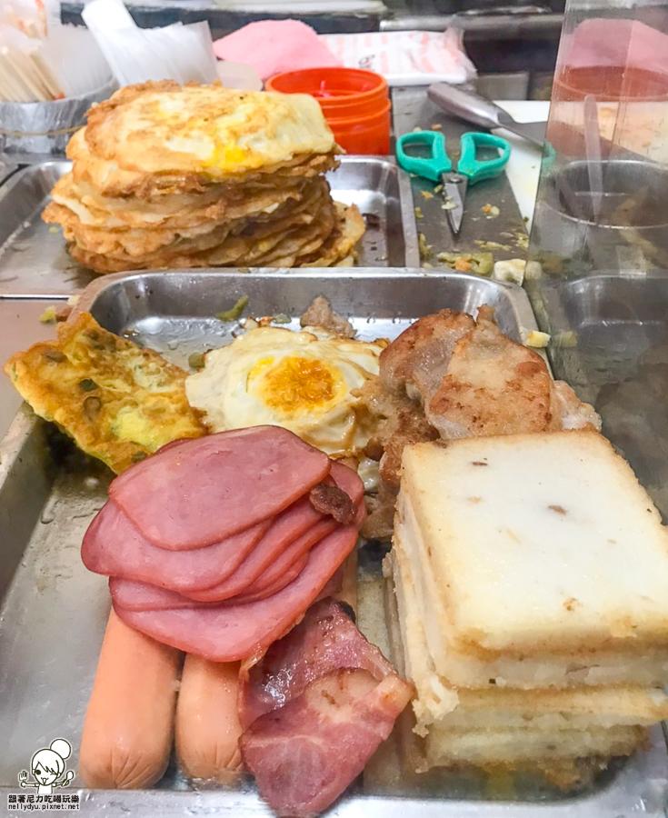 中都周早點 早餐 在地美食 小吃 必吃 早餐 澎派 滷肉蛋餅 高雄美食