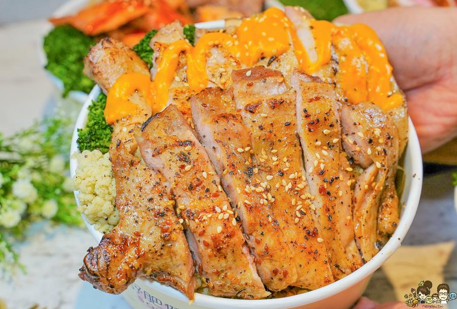 健康餐盒 爽口 開胃 必吃 外帶美食 外帶餐盒 便當 舒肥 健康 72度c舒肥健康餐