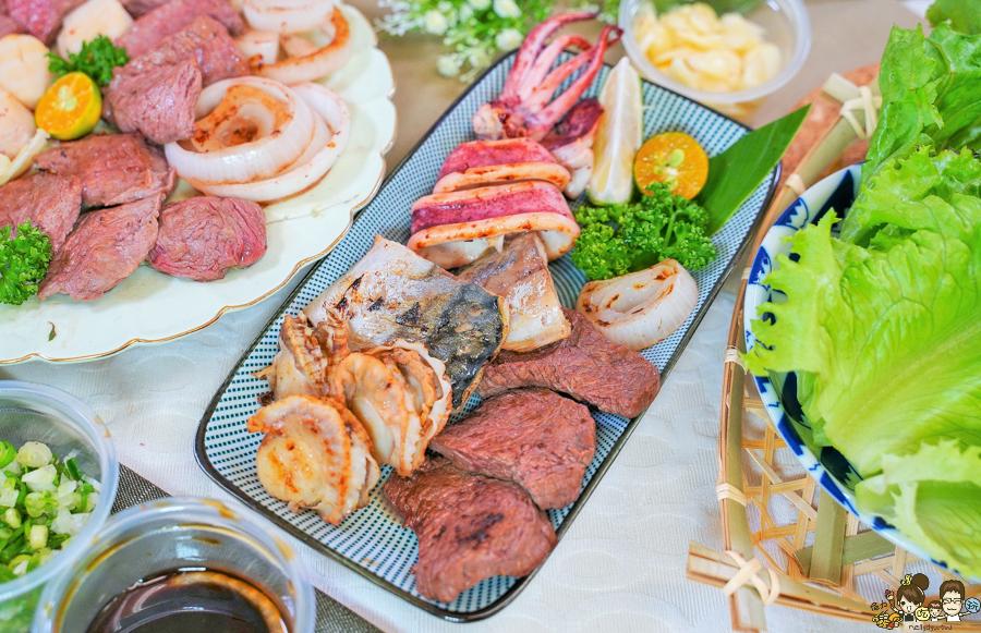燒肉 生食 鬥牛士 高雄燒肉 宅在家 好吃 原塊肉 熟成 便宜好吃